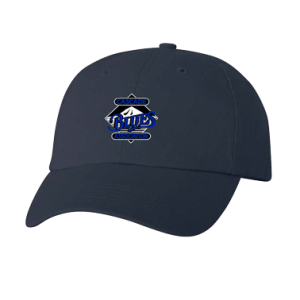 Port Authority® Brushed Twill Cap - Navy