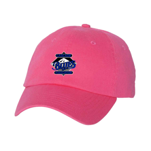 Classic Dad's Cap - Neon Pink