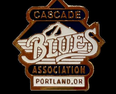CBA Logo Pin