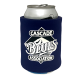 Koozie can cooler - snap-to-size